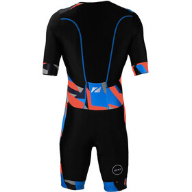 Zone3 Activate+ SS Trisuit Herren midnight camo